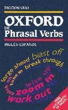 Diccionario Oxford de Phrasal Verbs (para Estudiantes de Inglés)