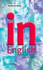 In English: Starter: Student's Book
