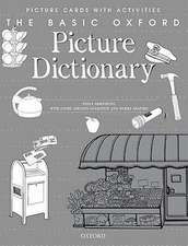 The Basic Oxford Picture Dictionary, Second Edition:: Picture Cards