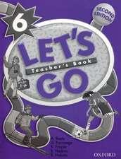 Let's Go: 6: Teacher's Book