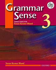 Grammar Sense 3:: Student Book and Audio CD Pack