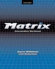 Matrix: Intermediate: Workbook