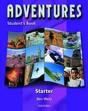 Adventures Starter: Student's Book