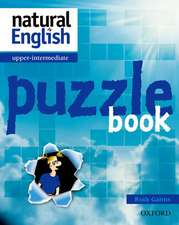 natural English Upper-Intermediate: Puzzle Book