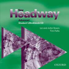 New Headway: Advanced: Student's Workbook Audio CD