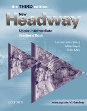 New Headway English Course. Upper-Intermediate. New Edition. Teacher's Book