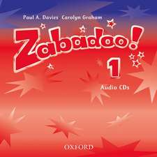 Zabadoo! 1: Class CDs (2)