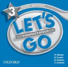 Let's Go: 3: Audio CDs (2)