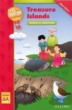 Up and Away Readers: Level 6: Treasure Islands