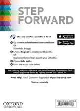 Step Forward: Level 0-5: Classroom Presentation Tool Access Card Pack