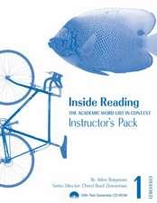 Inside Reading Instructor's Pack