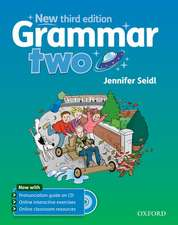 Grammar: Two: Student's Book with Audio CD