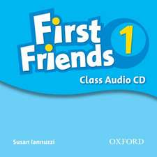 First Friends 1: Audio Class CD