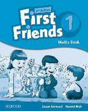 First Friends: Level 1: Numbers Book