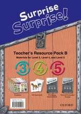 Surprise Surprise!: B (Levels 3-6): Teacher's Resource Pack