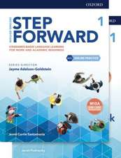 Step Forward: Level 1: Student Book/Workbook Pack with Online Practice