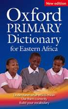 Oxford Primary Dictionary for Eastern Africa