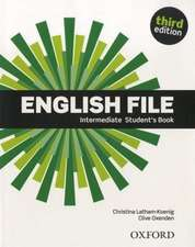 English File: Intermediate: Student's Book with iTutor