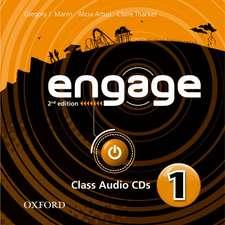 Engage: Level 1: Audio CDs (X2)
