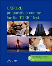 Oxford Preparation Course TOEIC Test Box Pack