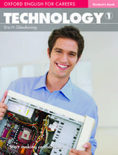 Oxford English for Careers: Technology 1: Student's Book