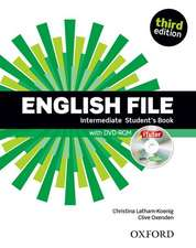 English File third edition: Intermediate: Student's Book with iTutor: The best way to get your students talking