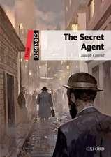 Dominoes: Level 3: The Secret Agent