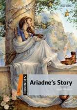 Dominoes: Two: Ariadne's Story Audio Pack
