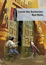 Dominoes: Three: Conan the Barbarian: Red Nails Audio Pack