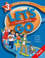 Let's Go: 3: Student Book and Workbook Combined Edition 3B