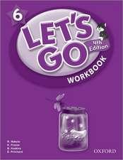 Let's Go: 6: Workbook