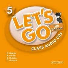 Let's Go: 5: Class Audio CDs