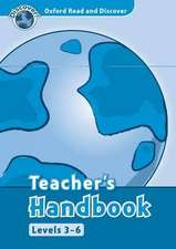 Oxford Read and Discover: Levels 3-6: Teacher's Handbook