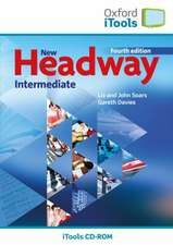 New Headway: Intermediate Fourth Edition: iTools: Headway resources for interactive whiteboards