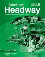 American Headway, Second Edition Starter: Workbook B