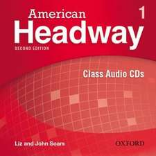 American Headway: Level 1: Class Audio CDs (3)