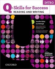 Q Skills for Success Reading and Writing: Intro: Student Book with Online Practice