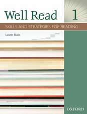 Well Read 1