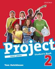 Project 2 Third Edition: Student's Book