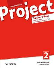 Project 2: Teacher's Book