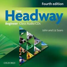 New Headway: Beginner A1: Class Audio Cds: The world's most trusted English course