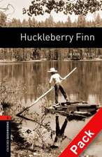 Oxford Bookworms Library: Stage 2: Huckleberry Finn Audio CD Pack