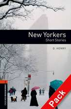 Oxford Bookworms Library: Stage 2: New Yorkers - Short Stories Audio CD Pack (American English)