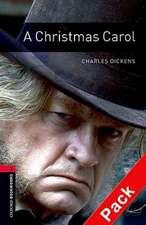 Oxford BookwormsL 3 Christmas Carol cd Pack Ed 08