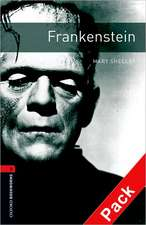 Oxford Bookworms Library: Stage 3: Frankenstein Audio CD Pack