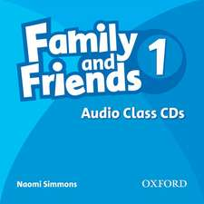 Family and Friends: 1: Class Audio CDs