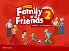 American Family and Friends: Level Two: Teacher's Resource Pack: Supporting all teachers, developing every child