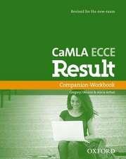 CaMLA ECCE Result: Companion Workbook