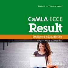 CaMLA ECCE Result: Audio Class CDs