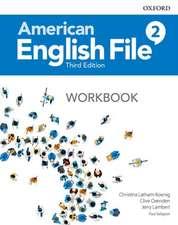 American English File: Level 2: Workbook